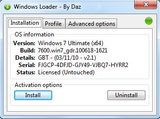 serial number windows 7 ultimate 64 bit build 7600